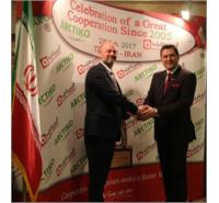 Celebration of 12th year of cooperation with ARCTIKO